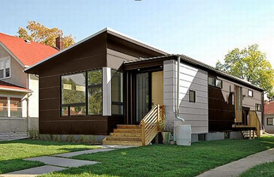 Desain Rumah Sederhana, Foto Rumah Tinggal Sederhana