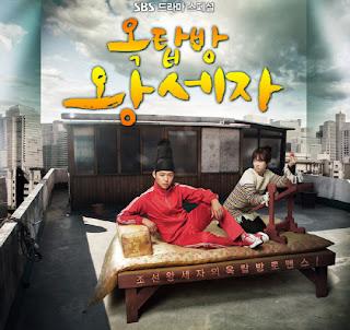 Sinopsis Rooftop Prince Drama Korea 1