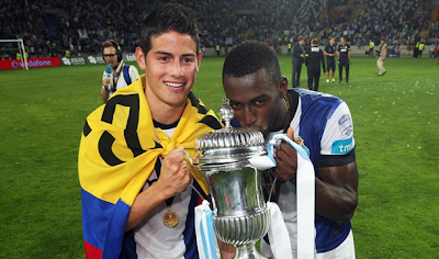 Jackson Martínez le dio el primer título al Porto