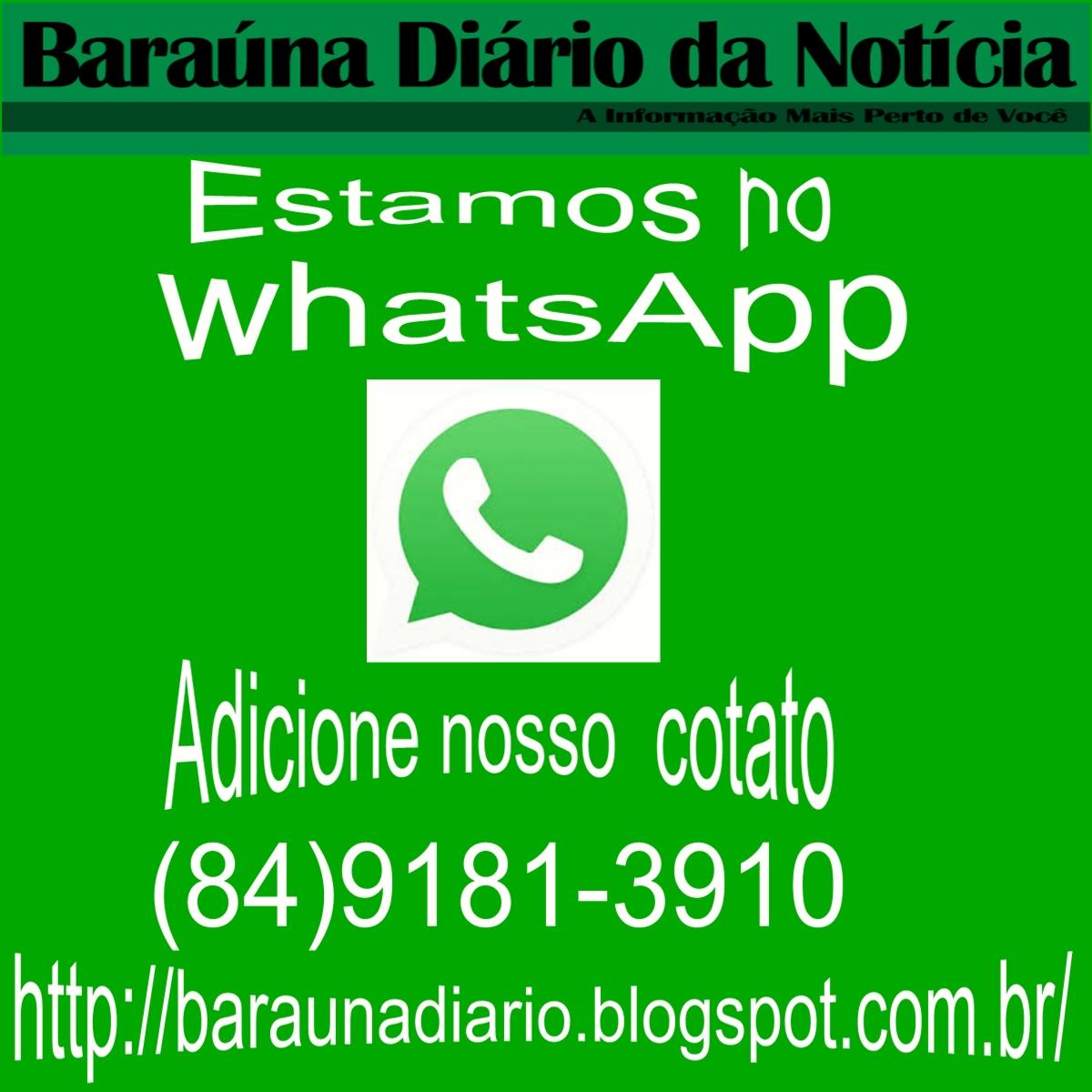Baraúna Diário da Notícia