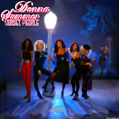"""Donna Summer """" Sunset People """" ( le clip )"""
