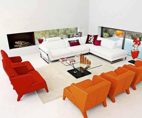 Ide untuk Ide Desain Interior Ruang Tamu Mewah yang bagus