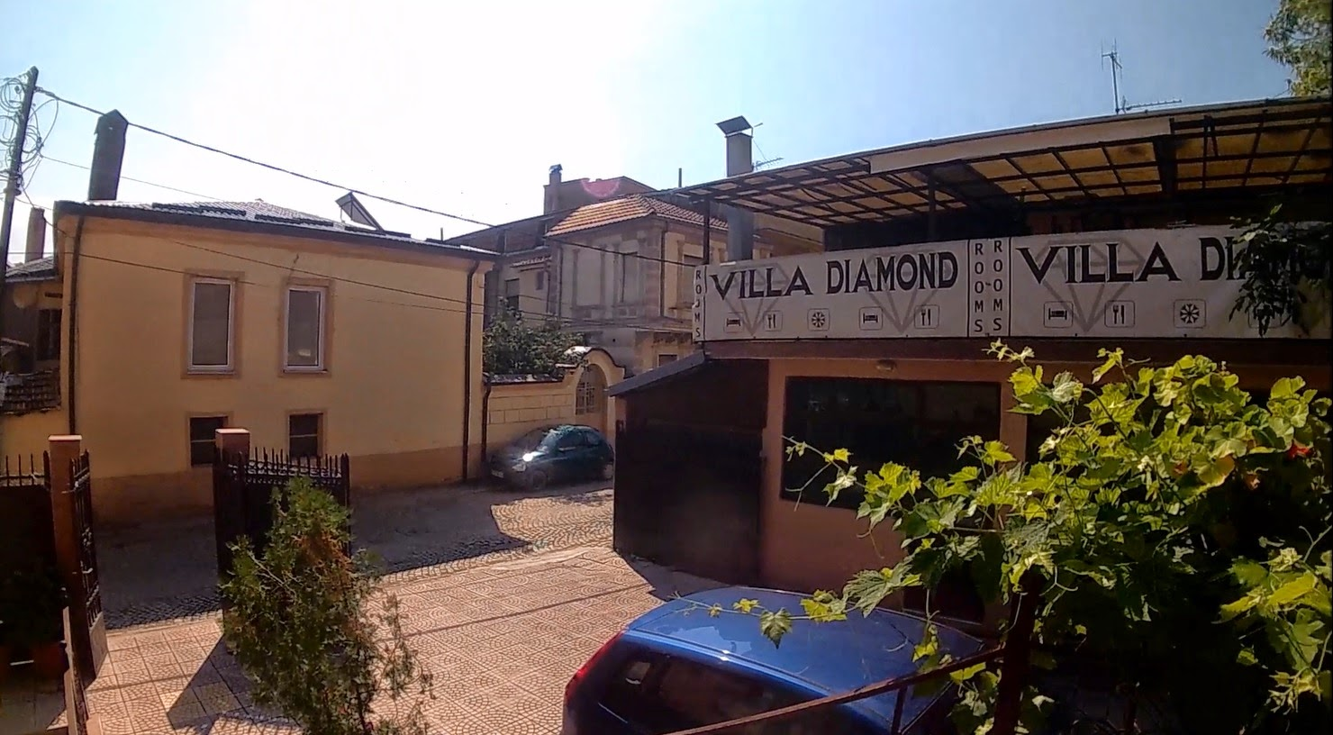 Villa Diamond. Bitola. Macedonia
