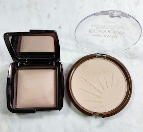 hourglass ambient lighting powder dupe