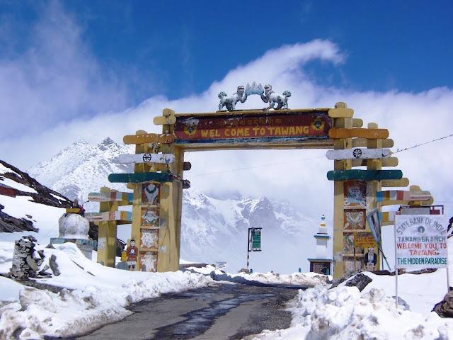 arunachal pradesh tawang buddhist retreat