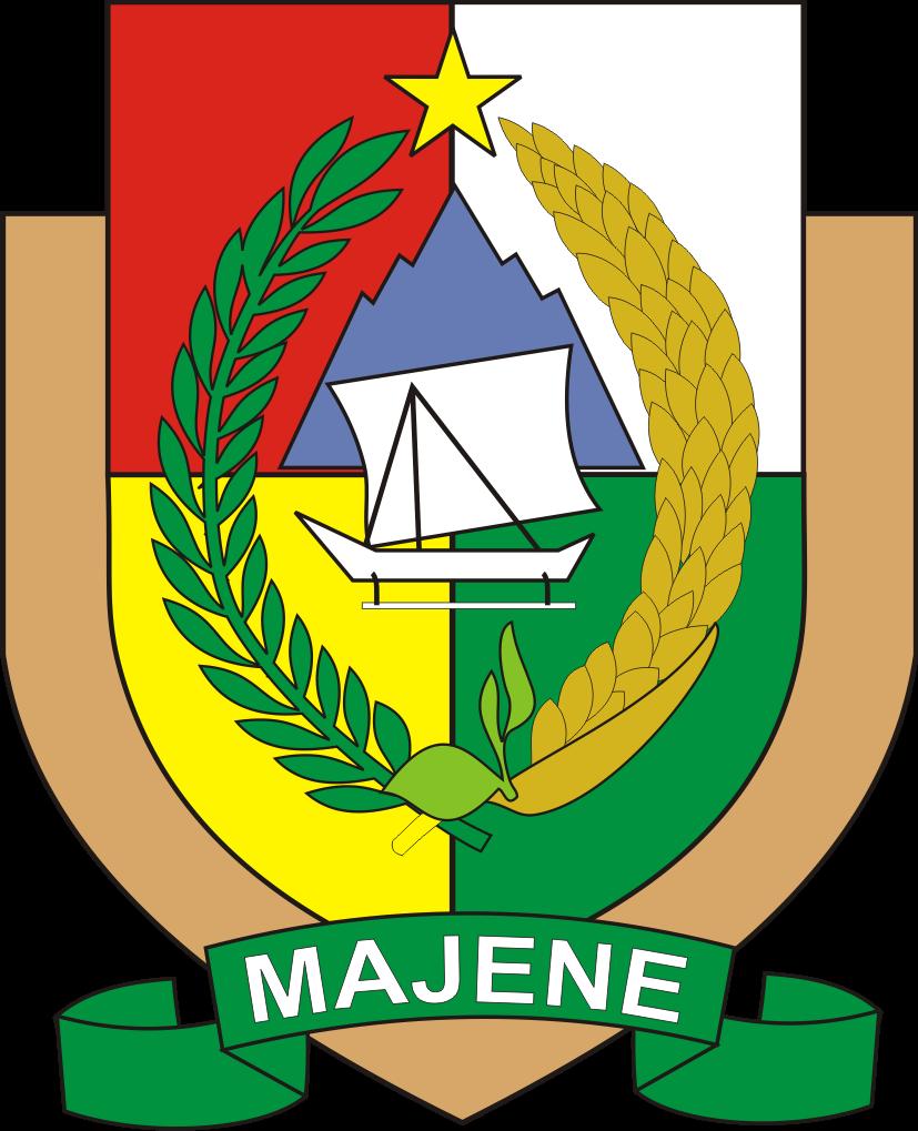 Logo Kabupaten Majene Kumpulan Logo Lambang Indonesia