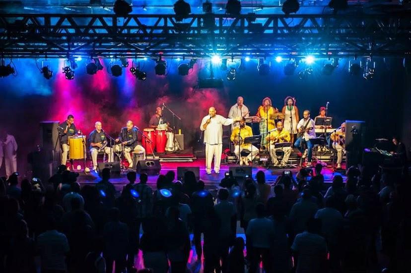 O Samba que vem lá de São Mateus