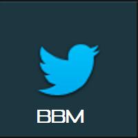 BBM Mod Tampilan Twitter Versi 2.5.0.32