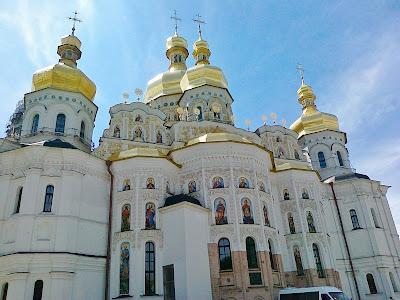 Успенский собор Печерской лавры