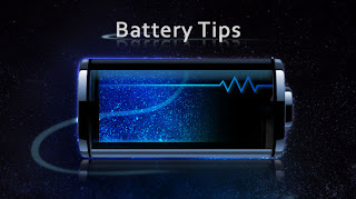 Battery Life Tips & Tricks