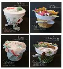 Altered Ice Cream Cups