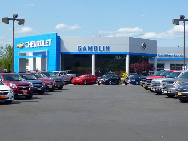 Gamblin Motors