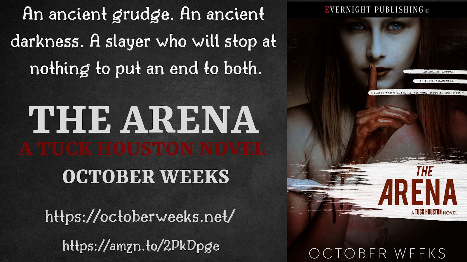 New Release: The Arena