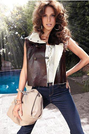 Fashionable Hairs Jennifer Lopez on Lookbook Collection Fall 2011 - 11