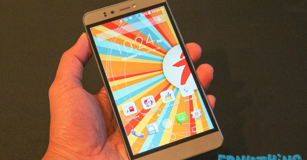 Starmobile UP Neo: A 5.3-inch Octa-core Phone with Triple LED Flash ...