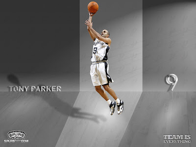 Tony Parker Wallpapers-Club-Country