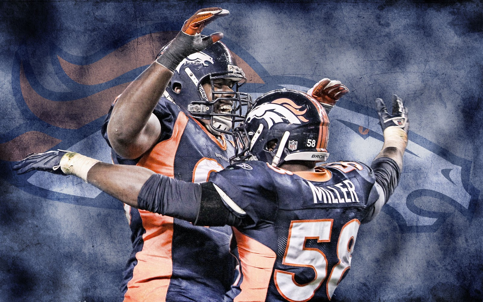 Denver broncos relay wallpaper if you like the wallpaper voltagebd Image collections
