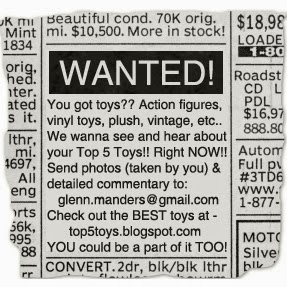 top5toys.blogspot.com WANTS YOU!!