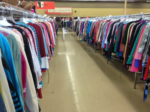 Shopping Trip: Savers