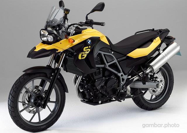BMW F series motorcycle