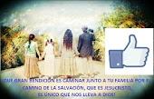 Página de Facebook del Ministerio