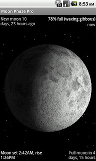 Moon Phase Pro 3.0.0 apk Android app download
