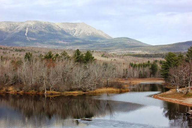 Golden Road Katahdin