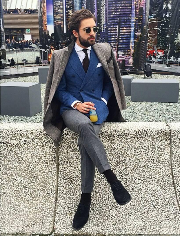 Etiket: erkek modası