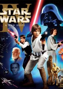 Chiến Tranh Giữa Các Vì Sao 4: Hy Vọng Của Thiên Hà - Star Wars 4: A New Hope