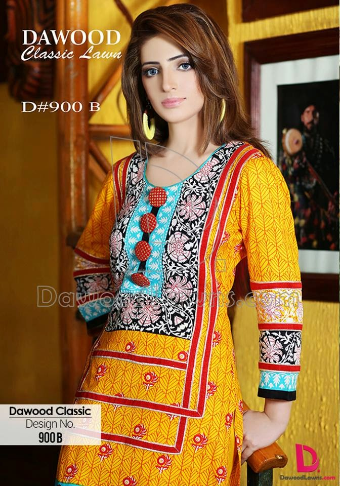 Dawood summer collection dresses