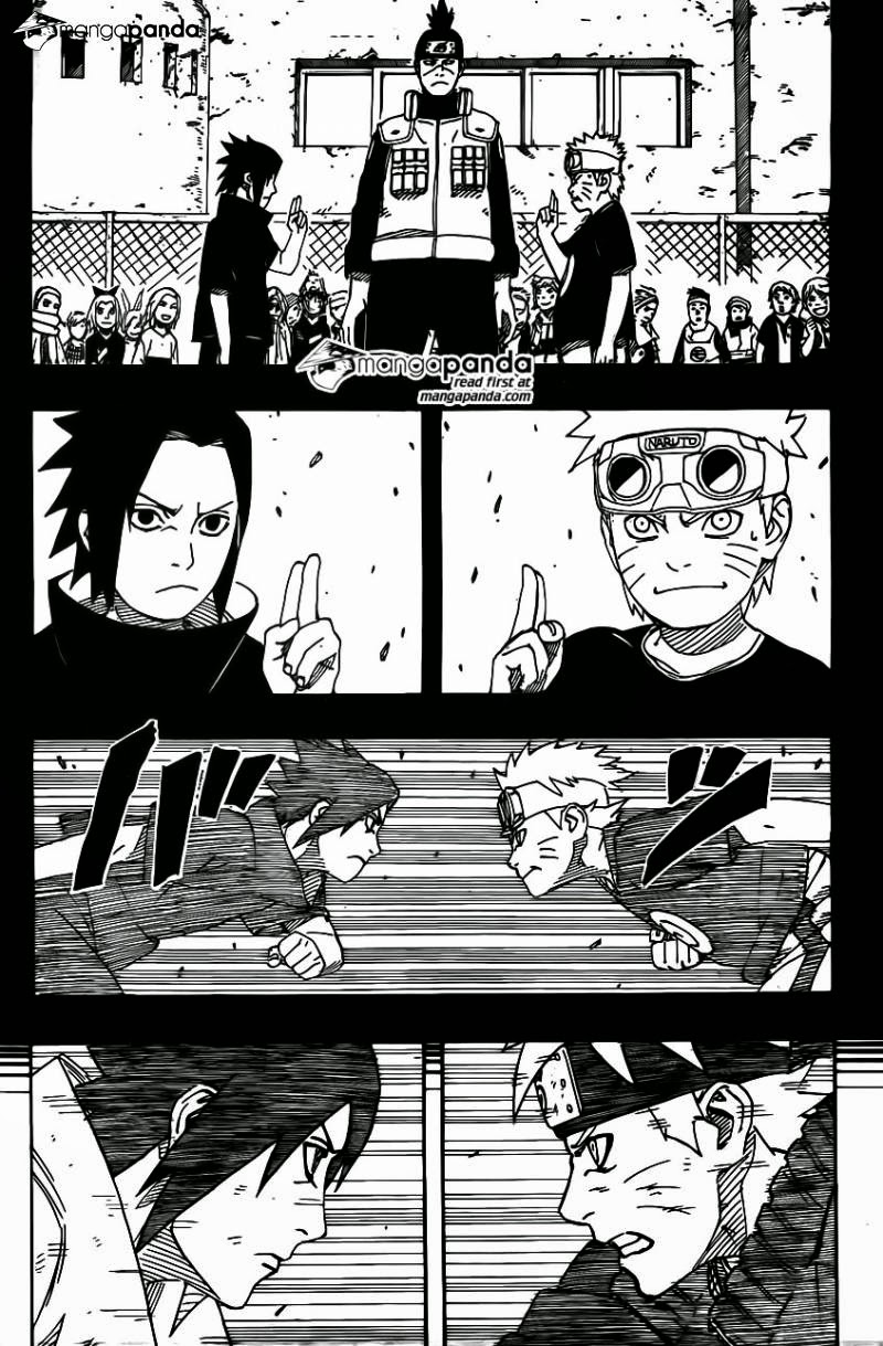 Naruto - Chapter 694 - Pic 19