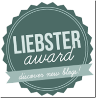 Liebster Award Communityandecor