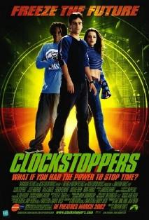 Clockstoppers: O Filme Dublado