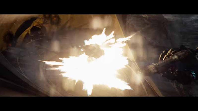 man of steel krypton fire fight