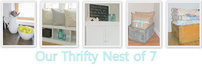 Our Thrifty Nest of 7