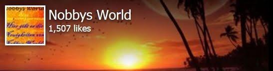 Werde Fan! Nobbys World auf Facebook!!!