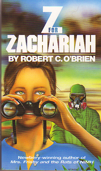 Z for Zachariah - Robert C O'Brien - Google Books