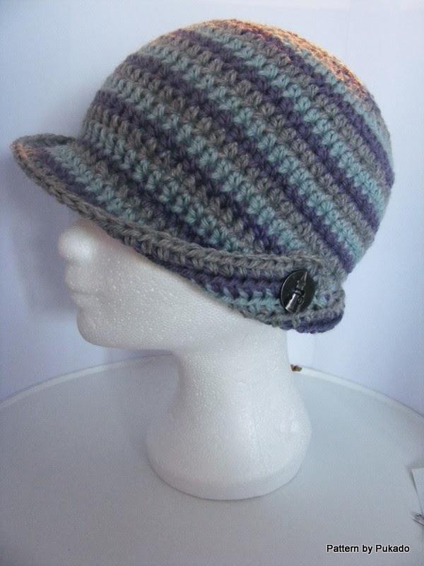 Robin Hood Hat Knitting Pattern Free : Pukado By Patricia Stuart: Free Pattern: Robin Hat