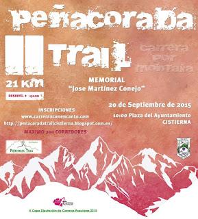 peñacorada trail