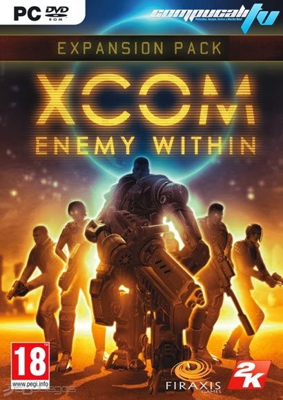 XCOM Enemy Within PC Full Español
