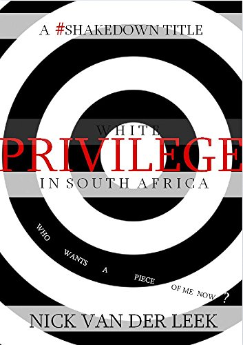 """PRIVILEGE is probably my most important narrative to date..."""