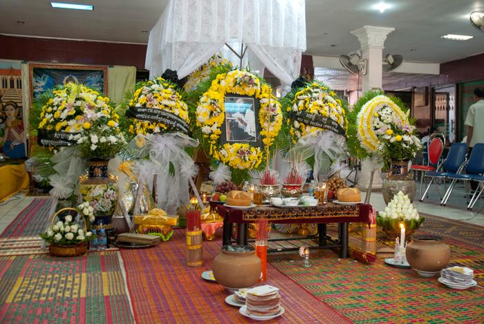 Domicile de Vann Nath, 7 septembre 2011