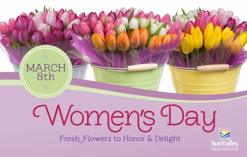 Women's Day Homecoming | Flower Talk