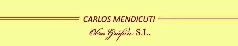 Carlos Mendicuti- Obra Gráfica