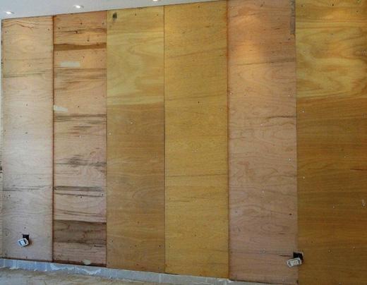 Loucos do 14 revestindo a parede com placas de madeira - Placas para paredes ...