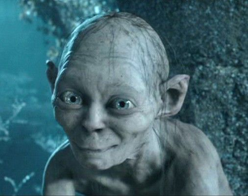 Smeagol Says My Precious Youtube My Precious Lord Of The Rings