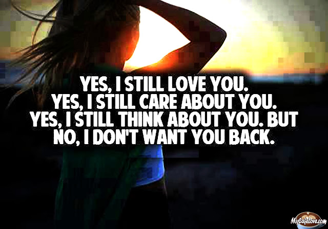 Y Do I Love You Quotes : Why Do I Still Love You Quotes I still love you ~ heart