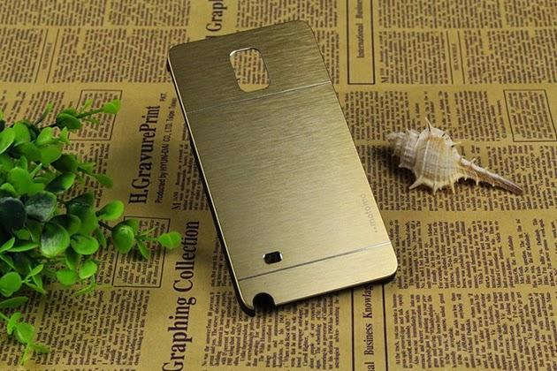 เคส Note 4 รหัสสินค้า 116028 : สีทอง