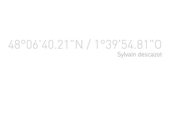 """48°06'40.21""""N / 1°39'54.81""""O"""