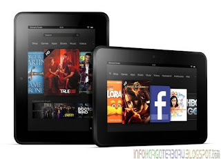Harga Amazon Kindle Fire HD 8,9 Inch Spesifikasi Tablet 2012